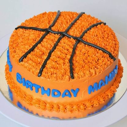 Picture of Basketball Cake 1