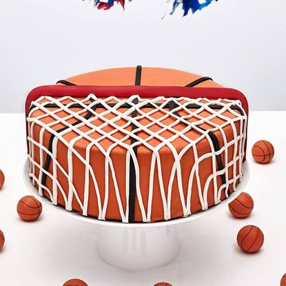 Picture of Basketball Cake 2