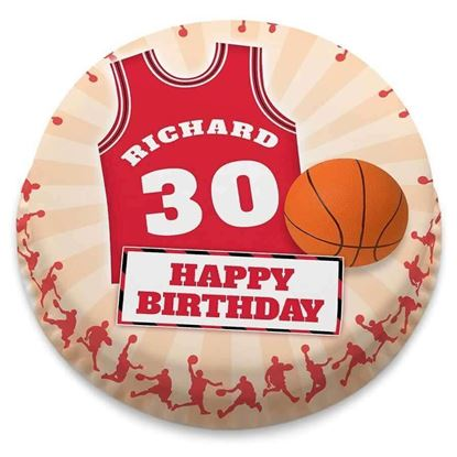Picture of Basketball Cake 3