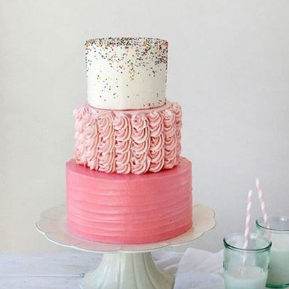 Picture of Bride to be Cake 3