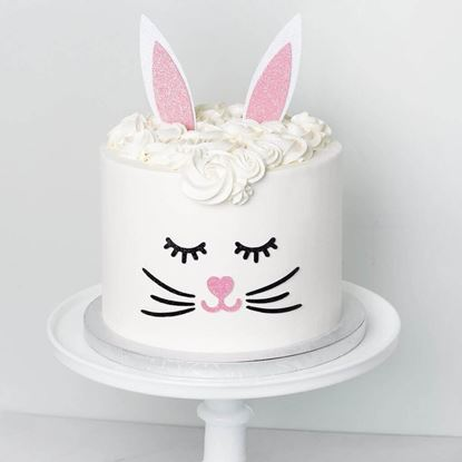 Picture of Bunny theme Cake 2