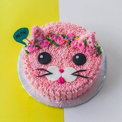 Picture of Cartoon Cake 5