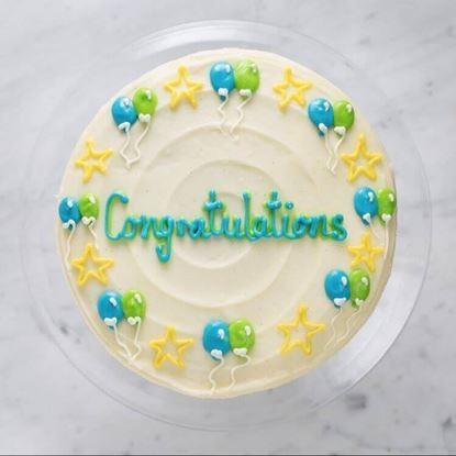 Picture of Congratulations Cake 2