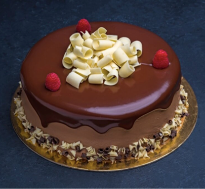 Picture of Chocolate Raspberry Cake
